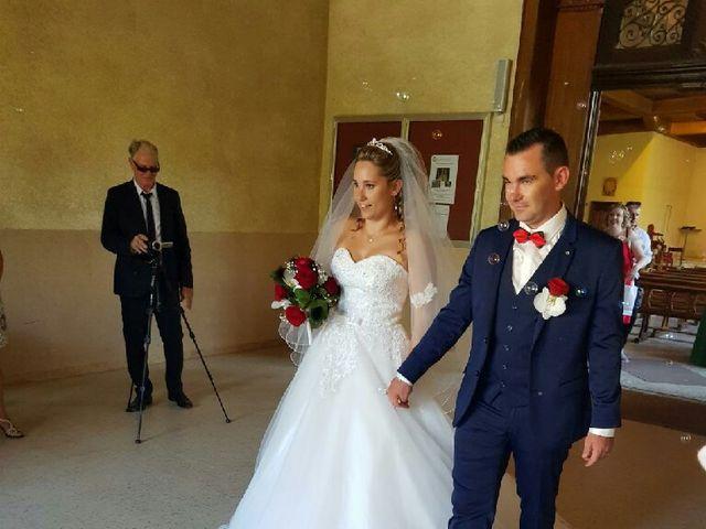 Le mariage de Romain et Elodie à Codognan, Gard 15