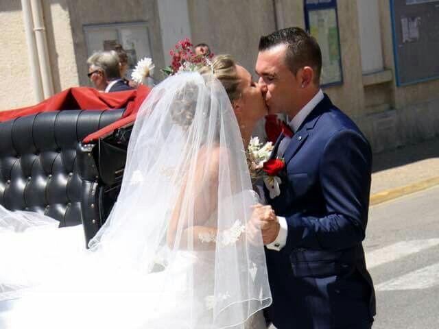 Le mariage de Romain et Elodie à Codognan, Gard 17
