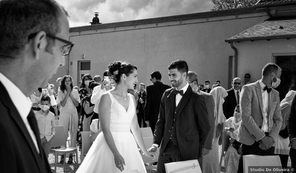 Le mariage de Radouane et Aude à Vierzon, Cher