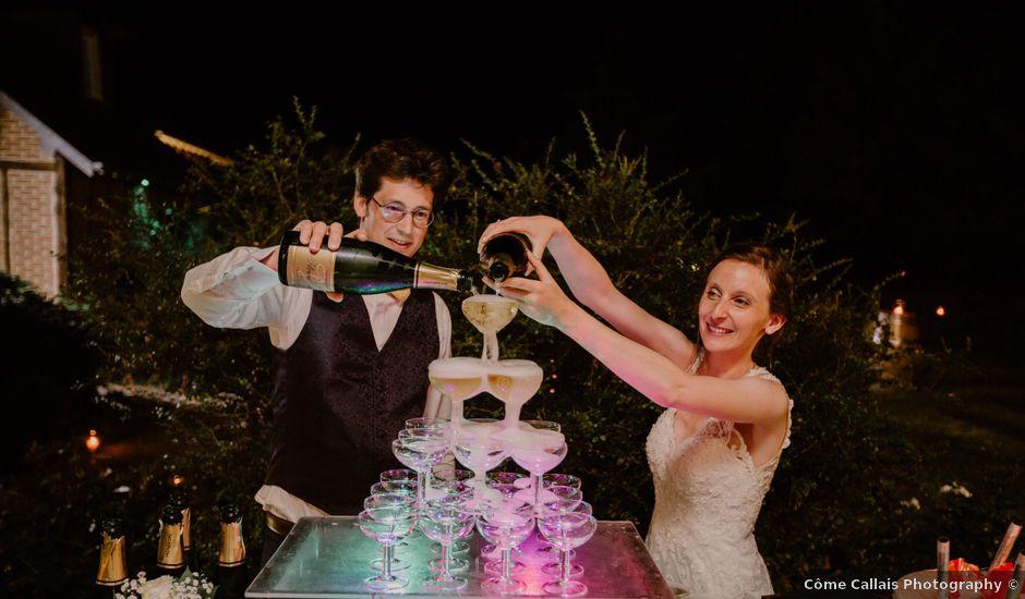 Le mariage de Joseph et Marie à Mont-Saint-Aignan, Seine-Maritime
