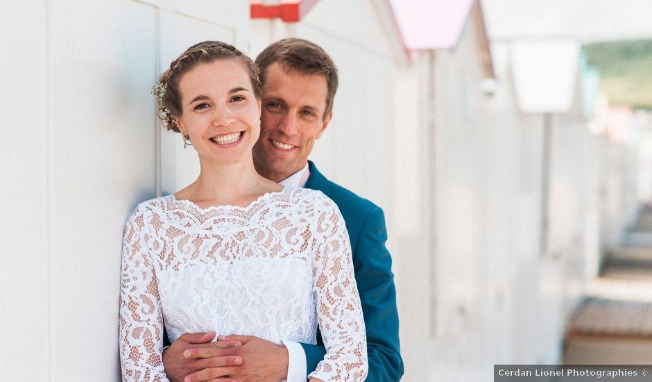 Le mariage de Antoine et Perrine à Criel-sur-Mer, Seine-Maritime