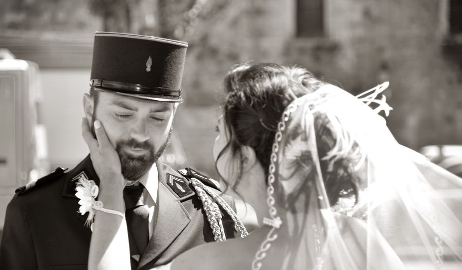 Le mariage de Florent et Manon à Forcalquier, Alpes-de-Haute-Provence