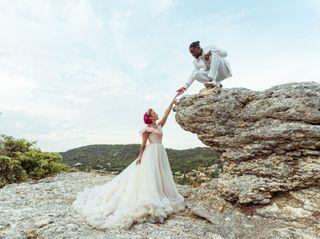 Le mariage de Alicia et Florian