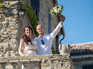 Le mariage de Julie et Anthony