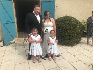 Le mariage de Marjolaine  et Enrik