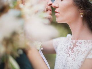 Le mariage de Malou et Mathieu