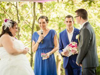 Le mariage de Agathe et Alexandre 1