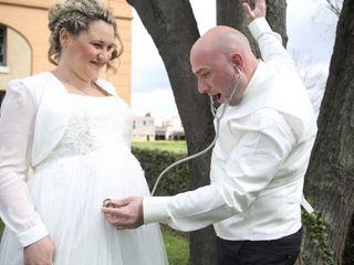 Le mariage de Amandine et Fabrice