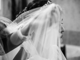 Le mariage de Flore et Sylver 1