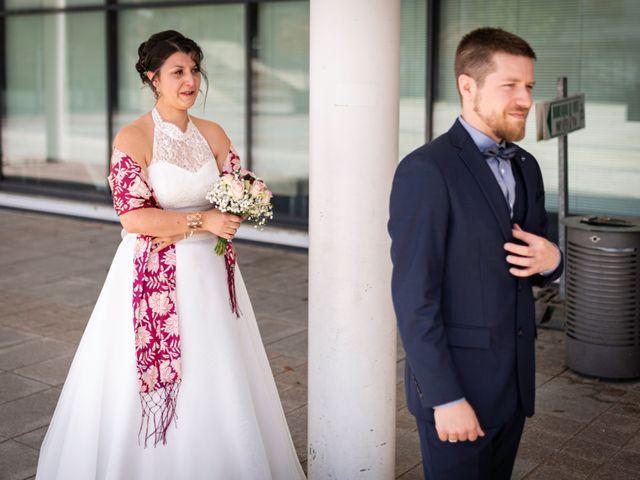 Le mariage de Johan et Laurie à Cruseilles, Haute-Savoie 6