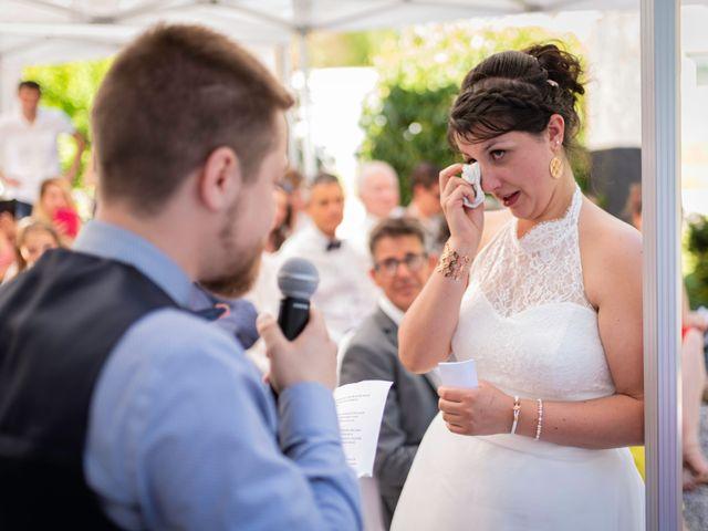 Le mariage de Laurie et Johan