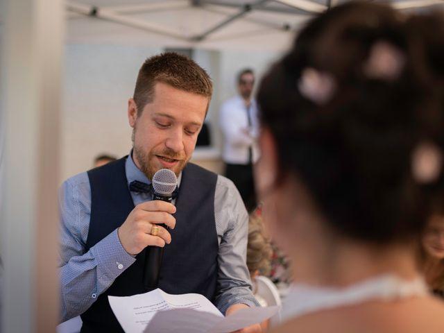 Le mariage de Johan et Laurie à Cruseilles, Haute-Savoie 15