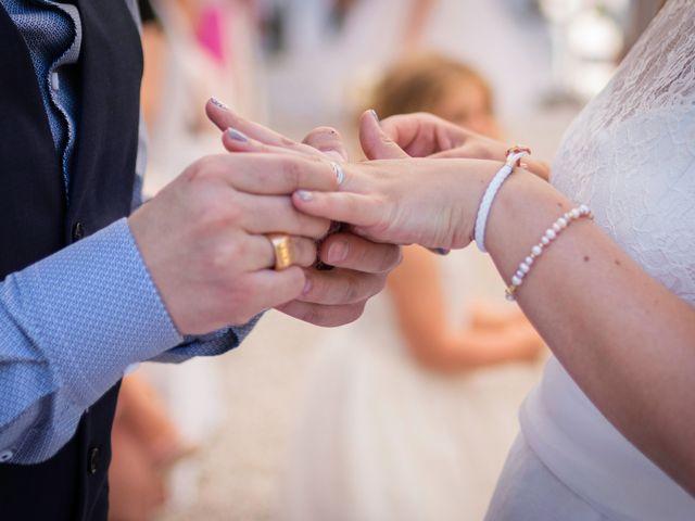 Le mariage de Johan et Laurie à Cruseilles, Haute-Savoie 16