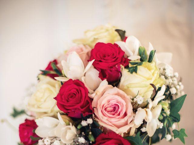 Le mariage de Nicolas et Sabrina à Amondans, Doubs 3