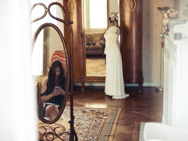 Le mariage de Nicolas et Sabrina à Amondans, Doubs 7