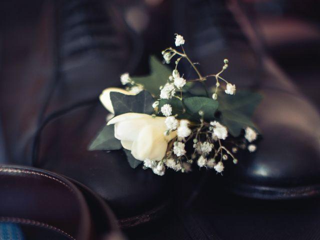 Le mariage de Nicolas et Sabrina à Amondans, Doubs 12