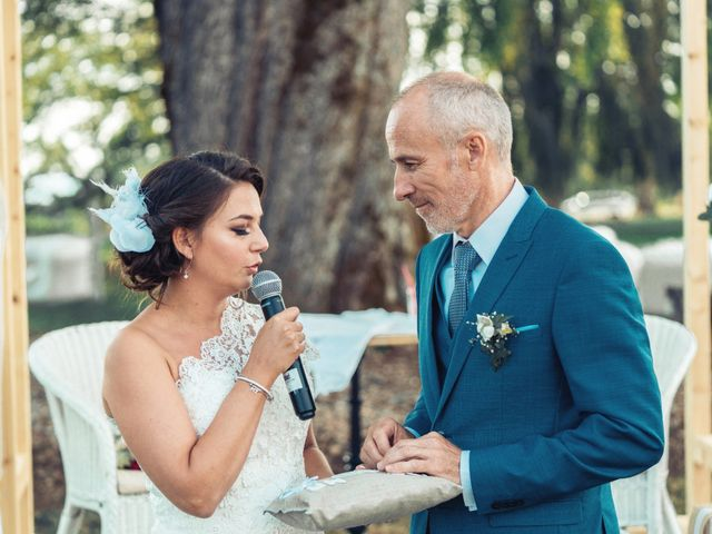 Le mariage de Nicolas et Sabrina à Amondans, Doubs 26