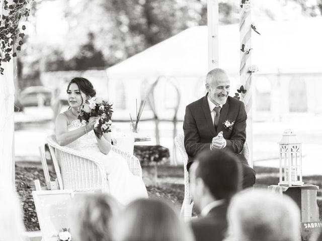 Le mariage de Nicolas et Sabrina à Amondans, Doubs 28