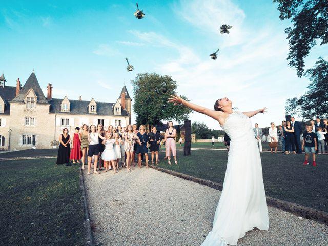 Le mariage de Nicolas et Sabrina à Amondans, Doubs 29