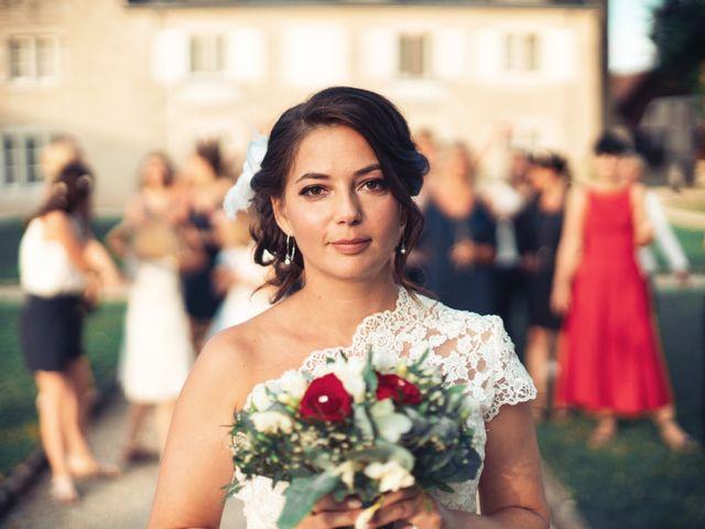 Le mariage de Nicolas et Sabrina à Amondans, Doubs 30