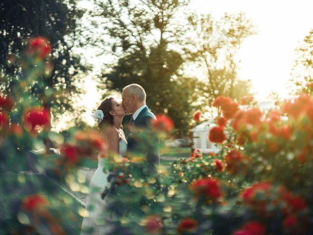 Le mariage de Nicolas et Sabrina à Amondans, Doubs 34