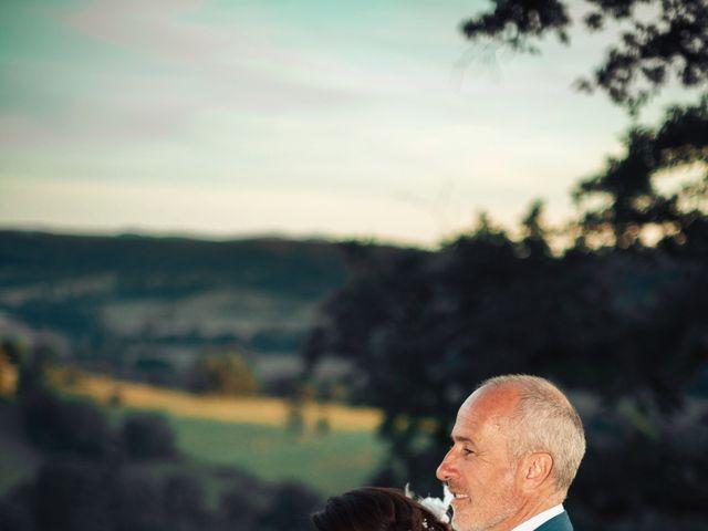Le mariage de Nicolas et Sabrina à Amondans, Doubs 36