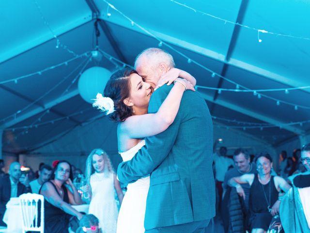 Le mariage de Nicolas et Sabrina à Amondans, Doubs 54