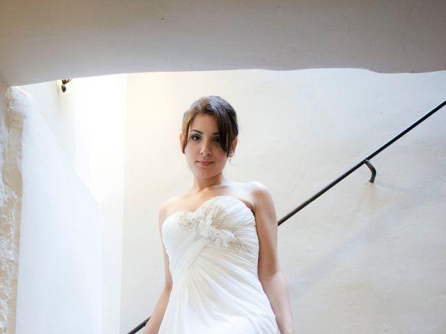 Le mariage de Vincent et Camélia à Éze, Alpes-Maritimes 18