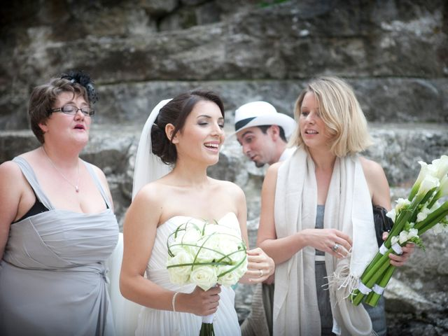 Le mariage de Vincent et Camélia à Éze, Alpes-Maritimes 20