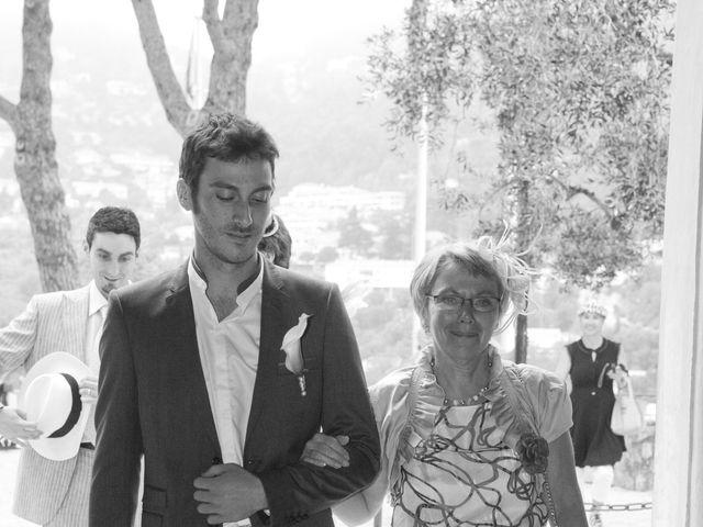Le mariage de Vincent et Camélia à Éze, Alpes-Maritimes 22