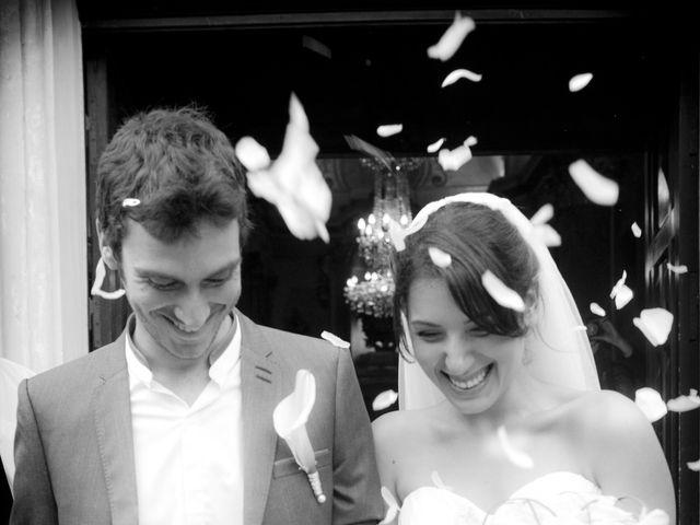 Le mariage de Camélia et Vincent