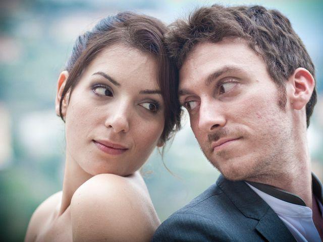 Le mariage de Vincent et Camélia à Éze, Alpes-Maritimes 31