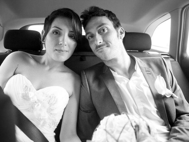 Le mariage de Vincent et Camélia à Éze, Alpes-Maritimes 34