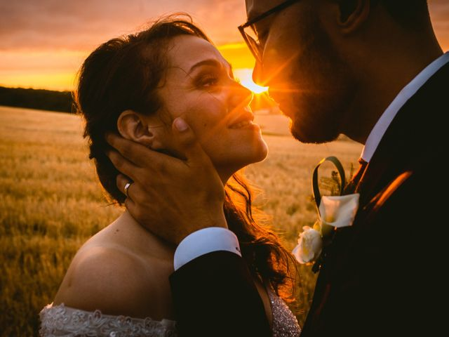 Le mariage de Nadia et Hugo