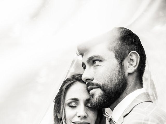Le mariage de Guillaume et Lenaïc à Mornand-en-Forez, Loire 15