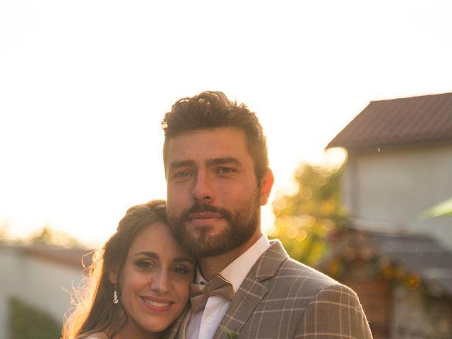 Le mariage de Guillaume et Lenaïc à Mornand-en-Forez, Loire 33
