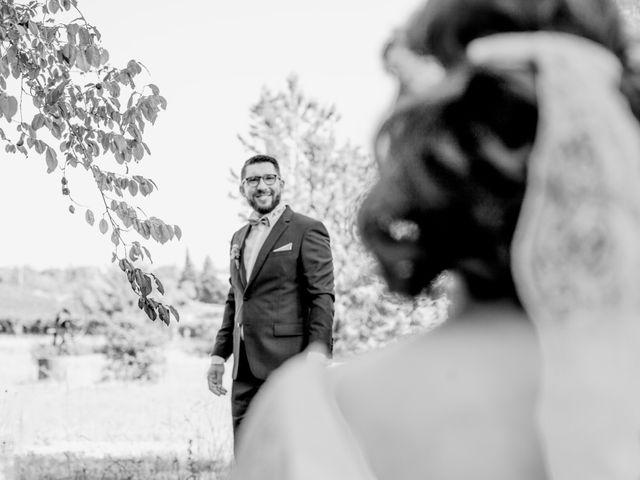 Le mariage de Matthieu et Charline à Pieusse, Aude 6