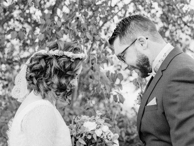 Le mariage de Matthieu et Charline à Pieusse, Aude 8