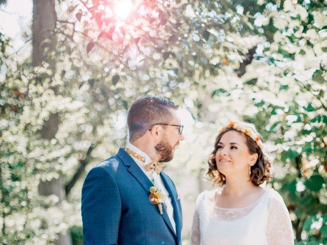 Le mariage de Matthieu et Charline à Pieusse, Aude 13