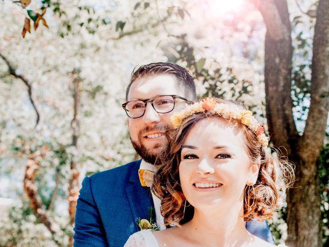 Le mariage de Matthieu et Charline à Pieusse, Aude 15