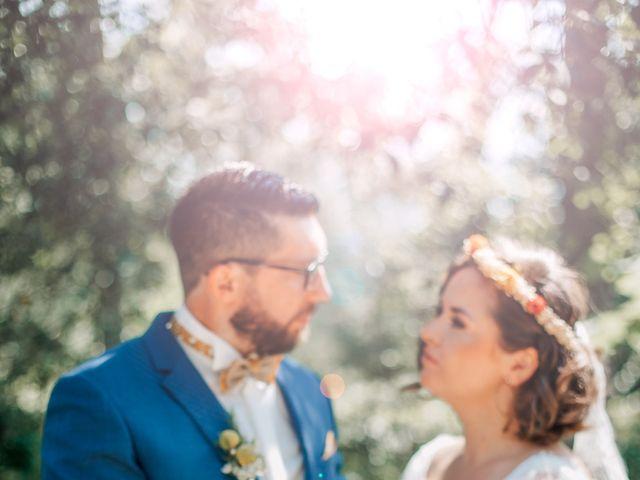 Le mariage de Matthieu et Charline à Pieusse, Aude 17