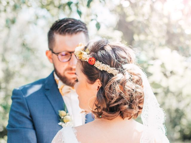 Le mariage de Matthieu et Charline à Pieusse, Aude 18