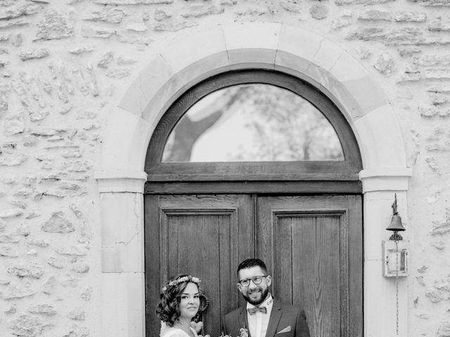 Le mariage de Matthieu et Charline à Pieusse, Aude 19