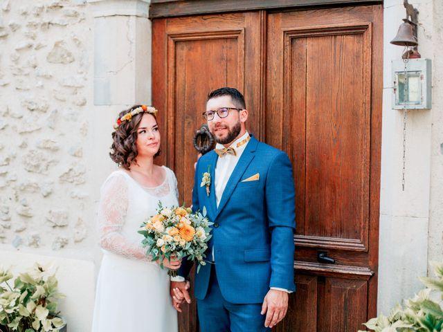 Le mariage de Matthieu et Charline à Pieusse, Aude 20