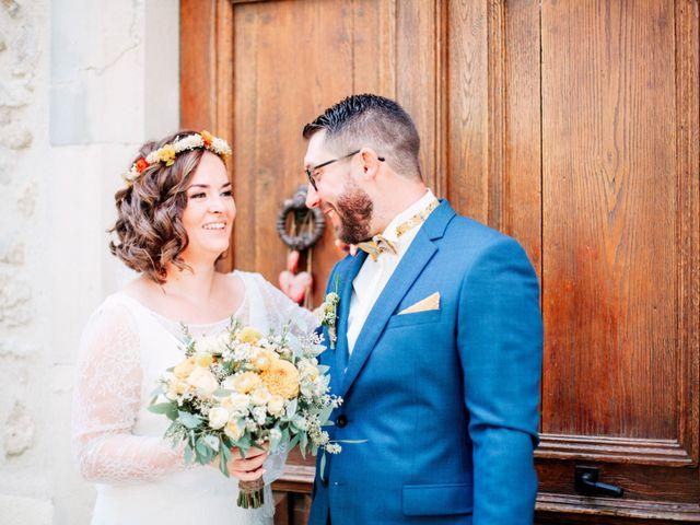Le mariage de Matthieu et Charline à Pieusse, Aude 21