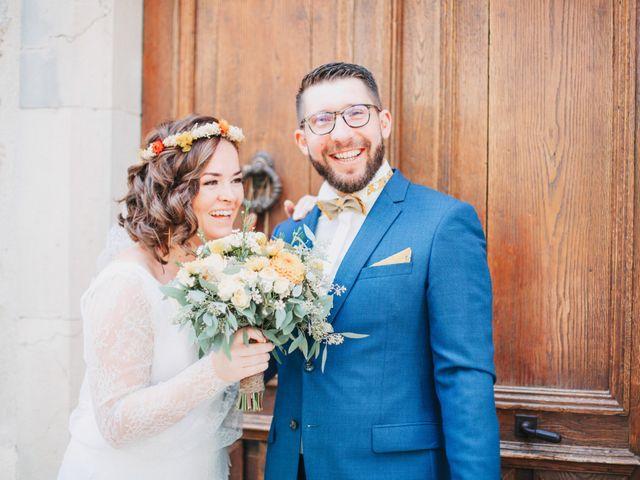 Le mariage de Matthieu et Charline à Pieusse, Aude 22