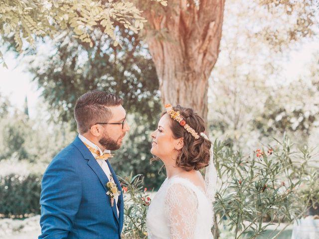 Le mariage de Matthieu et Charline à Pieusse, Aude 26
