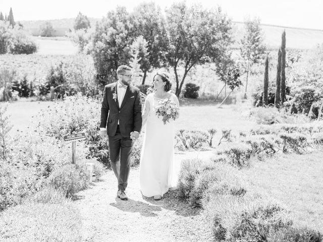 Le mariage de Matthieu et Charline à Pieusse, Aude 28