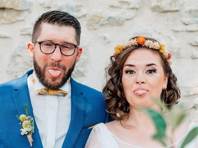 Le mariage de Matthieu et Charline à Pieusse, Aude 30