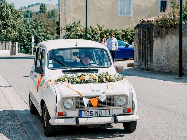 Le mariage de Matthieu et Charline à Pieusse, Aude 32